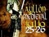 Cartel de Ayllón medieval 2009