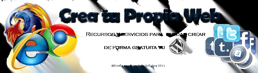 www.creatupropiaweb.net