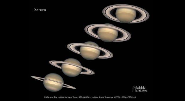 Saturno hará un acto de magia el 11 de agosto