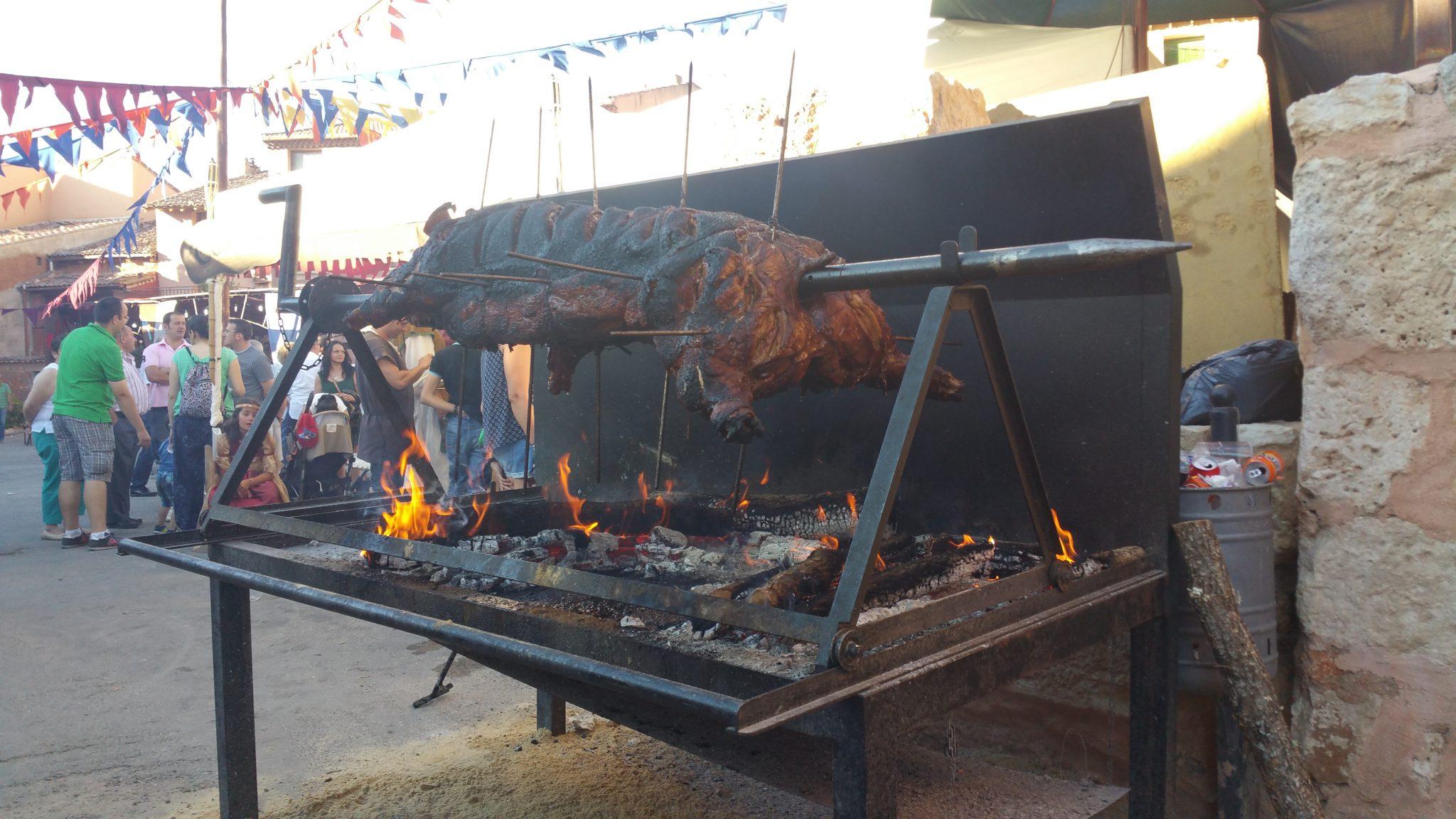 XIX Mercado medieval – Feria Ayllón Medieval 2015