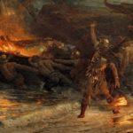 ¿Cómo eran los funerales vikingos?